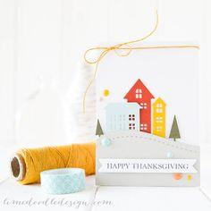 House card, by Debby Hughes