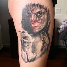 Kill bill tattoo!!#rubenpitatatuajes