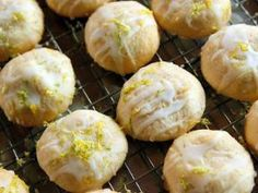 Lime Coconut Butter Cookies by Ree Drummond the Pioneer Woman