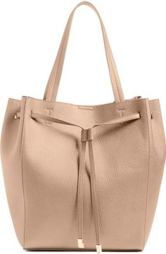 3da0d28b720c Faux Leather Drawstring Tote Trendy W Modzie
