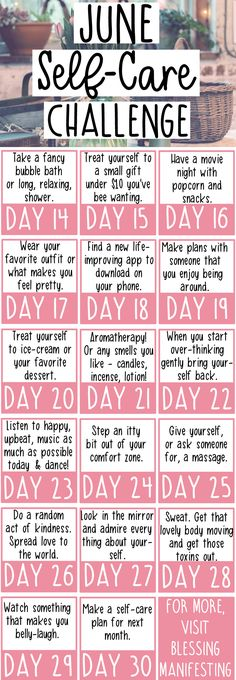 It's time to pull out your handy, dandy, Self-Love Workbooks and start planning for June! (Sorry I'm a few days late!) In the Self-Love Workbook, each month has a beginning and an ending. Fill out May's ending, letting go of all the things that went wrong, celebrating all of the things that went right, soRead More »