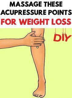 https://paleo-diet-menu.blogspot.com/ Massage These Acupressure Points for Weight Loss