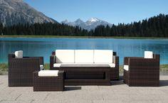 Garden and Patio Furniture | Modern Outdoor Sofa Set