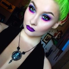 Witchy Woman @alyssamarieartistry Lips are @lagirlc...Instagram photo | Websta (Webstagram)