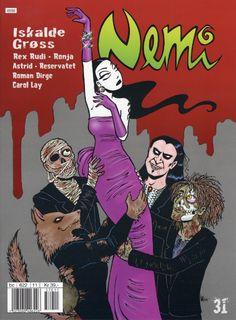 Nemi comic book nr 31