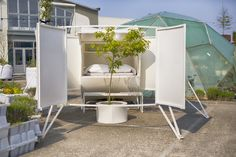 Rotterdam, Sleeping Pods, 100 Euro, Sustainable City, Stones Throw, Outdoor Furniture Sets, Outdoor Decor, Camping, Double Beds
