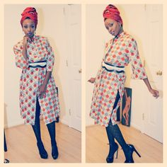 African Prints in Fashion: Share Your Style Friday