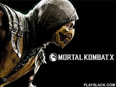 Mortal Kombat X V1.2.1  Android Game - playslack.com , Mortal Kombat X - the next game in a successions of famous games created  by NetherRealm workplaces. primitive god Shinnok brought to being a brand-new warrior Kun liquor and fabled Liu Kan and Kung Lao to use them in his Acheronian goals. people now can interact with the environments and use dissimilar objects as ammunitions. Each character has three dissimilar variations of battling  style and a set of distinctive methods. Be ready for…