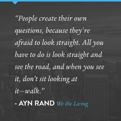 9 Best We The Living Images Ayn Rand Good Books Big Books