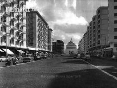 Foto storiche di Roma - Viale Don Bosco  Anni '70