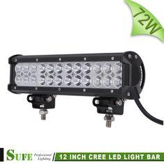(29.89$)  Buy here  - SUFE 12 INCH 72W LED LIGHT BAR COMBO OFF ROAD FOR TRACTOR TRUCK BOAT MILITARY EQUIPMENT WORK BAR LIGHT CAR Fog Lamp 12V 24V
