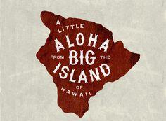 Project Aloha: A Little Aloha From The Big Island Of Hawaii.