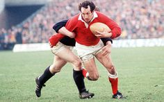 Wales legend Gareth Edwards knighted in Queen's Birthday Honours. Arise Sir Gareth: Edwards was one of the finest players to ever hold a ball