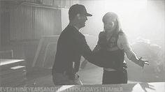 CSI-- Catherine and Nick hug