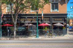The Irish Snug is a yummy urban Denver Sunday brunch spot and much more! #liveurbandenver #denvervibe