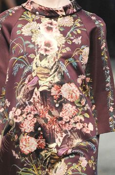 PRINTS, PATTERNS, TRIMMINGS AND SURFACE EFFECTS FROM MILAN FASHION WEEK (A/W 14/15 WOMENSWEAR) / 3 From Milan womenswear catwalks, beautiful details and inspirations.  Antonio Marras,
