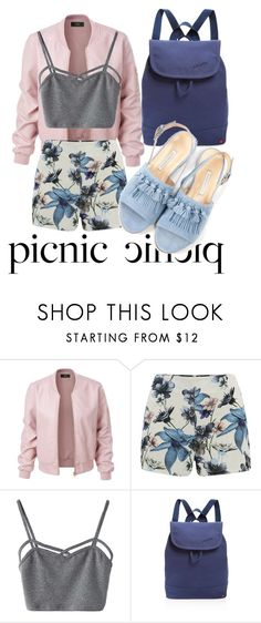"""""""Untitled #120"""" by thefrizzistheshizz ❤ liked on Polyvore featuring LE3NO, ONLY, WithChic, State and Bionda Castana"""