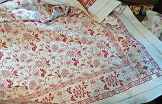 Vintage linens...