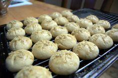 Greek Honey-Walnut Cookies - 365 Days of Baking