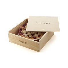 PieBox™ Pie Box   Crate and Barrel #setthetable
