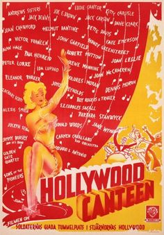 Hollywood Canteen.