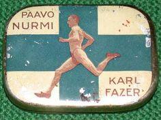 "Paavo Nurmi, Olympic legend--""The Flying Finn"""