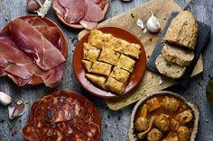 Menus santé : les tapas, l'apéritif à l'heure espagnole