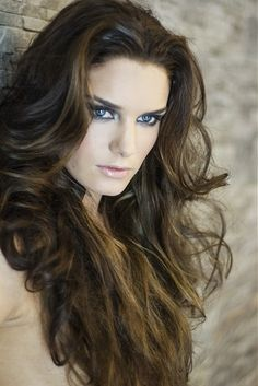 HIGH STREET HAIR 2014 l expecting volume, finish, effortlessly chic l 1000's of long hair styles