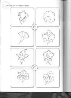 104 Islamic Art Pattern, Arabic Pattern, Pattern Art, Zentangle, Turkish Pattern, Illumination Art, Flower Henna, Art Basics, Persian Motifs