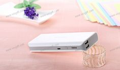 mobile power 2000 mAh Portable Power Bank with CE, RoHS, FCC