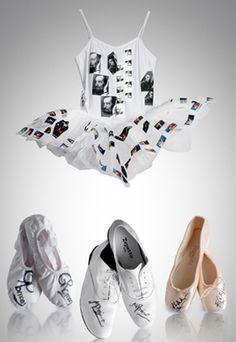 Repetto seen by: discover unique creations made for Repetto Charlotte Gainsbourg, Helmut Lang, Repetto Paris, Tutu, Dance Store, Deneuve, Ballet, 60th Anniversary, Unique