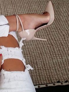 Shop Sexy Trending Pumps & Heels – Boutiquefeel offers the best women's fashion Pumps & Heels deals Hot Heels, Sexy Heels, Stiletto Heels, Ankle Strap Heels, Ankle Straps, Pictures Of High Heels, Online Shopping Shoes, Shoes Online, Fashion Heels