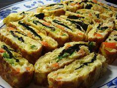 What's Cookin, Chicago?: Gaeran Mari (Rolled Korean Omelette)