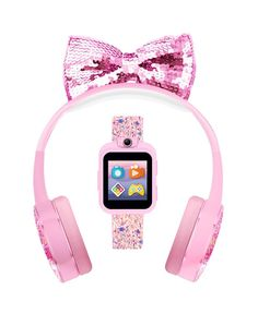 Pink Plastic, In Case Of Emergency, Kids Education, Pink Glitter, Pink Girl, Watch Bands, Photo Jewelry, Smart Watch, Jewelry Watches