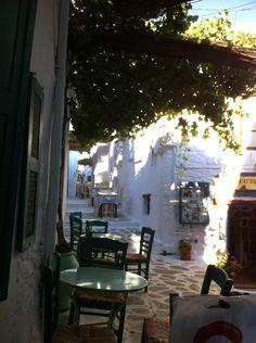 #chora #amorgos # kuklades #greek island