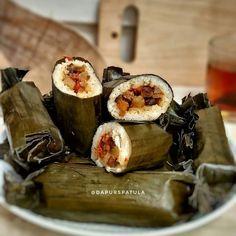 Indonesian Desserts, Asian Desserts, Indonesian Food, Indonesian Recipes, Rice Recipes, Snack Recipes, Dessert Recipes, Snacks, Food Hacks