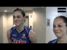 Volley - Valentina Arrighetti & Eleonora Lo Bianco interview suit