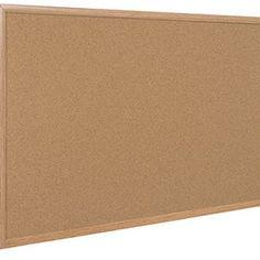 Taille : 900x600 Cadre de 22mm en MDF respectueux de l'environnement avec finitions en chêne A utiliser avec des punaises
