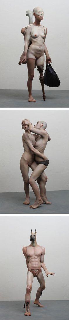 Choi Xooang — Sculpture art