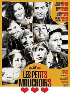 Official theatrical movie poster ( of for Little White Lies [aka Les petits mouchoirs]. Directed by Guillaume Canet. Film Movie, Cinema Movies, Jean Dujardin, Marion Cotillard, Michel Piccoli, Film Mythique, Cinema Posters, Movie Posters, Bon Film