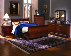 shop for thomasville poster bed (king), 46811-476, and other