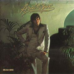 """John Klemmer's 1977 release """"Arabesque"""""""