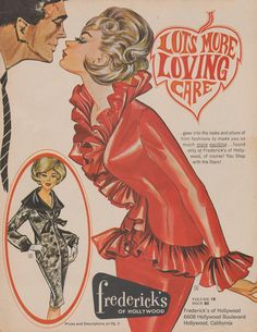 Lots More Loving Care - Fall 1964 Frederick's of Hollywood Catalog
