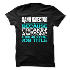 (New Tshirt Great) Band Director [Tshirt Facebook] T Shirts, Hoodies. Get it now…
