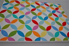 New Every Morning: DIY Canvas Geometric Art