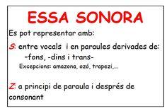 Valencia, Teaching, English, School, Primary Classroom, Writing, Index Cards, Lyrics