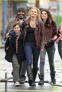 More shots from storybrooke