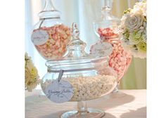 Apothecary Candy Jars Set of 3
