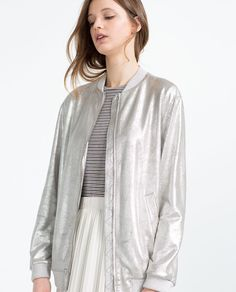 BLOUSON BOMBER XL Zara