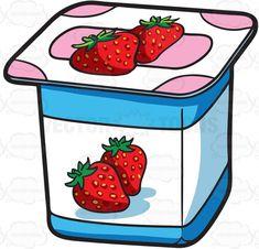 clipart yogurt & clipart yogurt ` yogurt clipart black and white ` yogurt clipart clip art ` frozen yogurt clipart Stickers Kawaii, Food Stickers, Diy Stickers, Printable Stickers, Cute Food Drawings, Cute Kawaii Drawings, Cute Food Art, Kawaii Doodles, Anime Scenery Wallpaper
